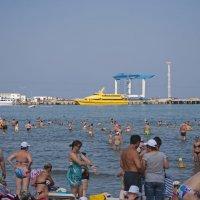Анапский пляж :: Вячеслав Васильевич