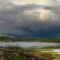 Буря! Скоро грянет буря! :: Галина Ильясова
