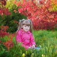 Осенняя :: Анастасия Рычагова