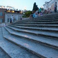 Испанская лестница :: Руслан Гончар