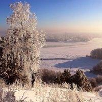 Зимний берег :: И.В.К. ))