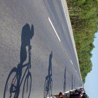 Велосипедисты :: Сергей Белышев