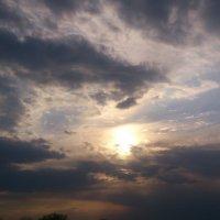 Небесная буря :: Ira Chupryna