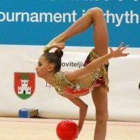 гимнастка :: Сергей Короленко