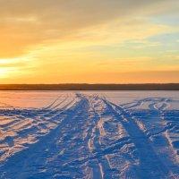 дорога на восход :: сергей