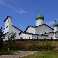 Церковь Богоявления с Запсковья :: Наталья Левина
