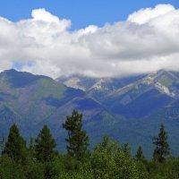 Горы...такие далёкие и такие близкие... :: Александр Попов