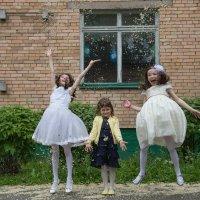 веселое лето :: Irina Zubkova