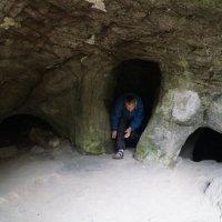 пещерный житель :: Наталья Зимирева
