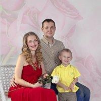 Счастиливая семья :: Натали Михальченко