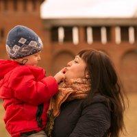 Настоящая любовь-любовь мамы :: Катерина Орлова
