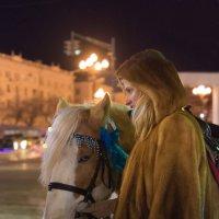 девушка :: Павел Руднев