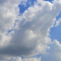 Облака :: Евгения Курицына