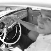 Рулевое колесо :: Геннадий Храмцов