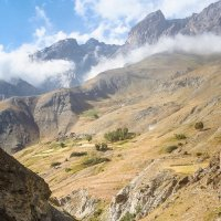 горы Таджикистана :: Daniel Woloschin