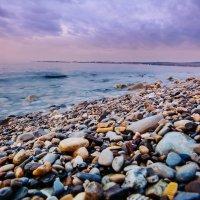 Рассвет над бухтой Геленджика :: Оксана Погребная