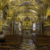 Церковь Мадонна-Дель-Сассо, Локарно, Швейцария. :: Наталья Иванова