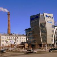 В городе , в Новосибирске. :: Мила Бовкун