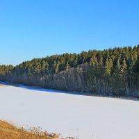 Весна — растворитель зимы... :: Mari Kush