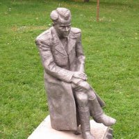 Поэт-воин :: Дмитрий Никитин
