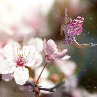 Фея цветов :: Елена Нор