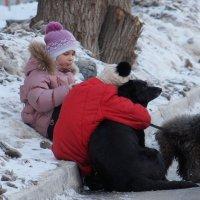 ДЕТСКИЕ ПОСИДЕЛКИ.... :: Наталья Меркулова