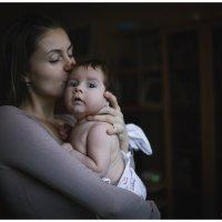 Яна с сыночком :: Ольга Коблова