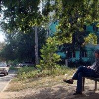 Человек без лица :: Нина Корешкова