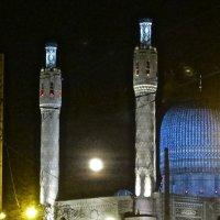 мечеть с луной :: Елена