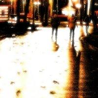 Кого любит дождь :: Ирина Сивовол