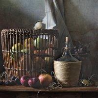 Осенние фрукты :: Карачкова Татьяна
