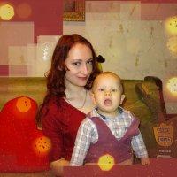 Новый год :: Ирина Гудис