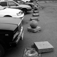 парковка :: павел Труханов