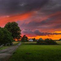 сказочный закат :: Марат Макс