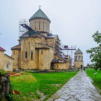 Гелатский монастырь :: Сергей Михайлов