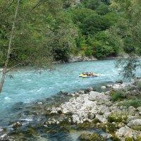 Абхазия. Река Бзыбь. :: Анна Хоменко