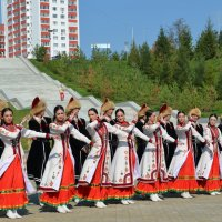 Репетиция перед концертом :: Наталья Тагирова