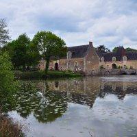 Le château du Plessis-Bourré/ Замковые пристройки :: Mikhail