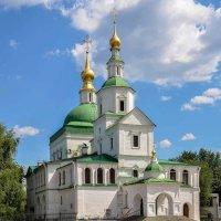 Свято-Данилов мужской монастырь. :: Евгений Голубев