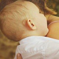 Маму крепко обниму, потому что я её люблю!  :)))))) :: Ирина Жеребятьева
