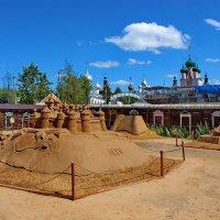 Песчаные скульптуры. :: Николай Крюков
