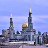 Московская соборная мечеть :: Viktor Pjankov