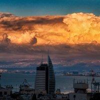 Облака над Галилеей :: Евгений Якубсон