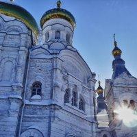 Ракурс на Белогорский монастырь :: Светлана Игнатьева