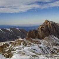 Горы скалистого хребта :: Иван