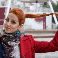 Рыжая коса :: Андрей Майоров