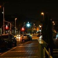 Мой ночной город :: Ефим Хашкес