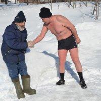 Сколько лет, сколько зим! :: Борис Гуревич