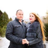 счастливы вместе :: Юлия Федосова