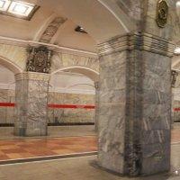 Поезд следует без остановок :: Вера Моисеева